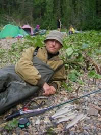 рыбалка на реке лозьва 2016
